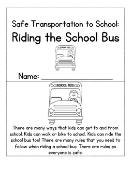 All About Transportation - A Mini Unit for Primary