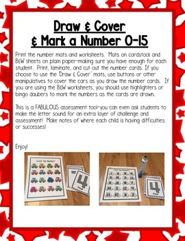 All About Things That GO! Math Centers for Preschool, PreK, K & Homeschool