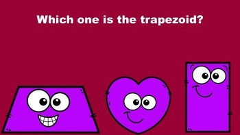 All About Trapezoids - A PowerPoint Game