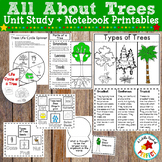 All About Trees: Activities, Craft, Tree Life Cycle, and S