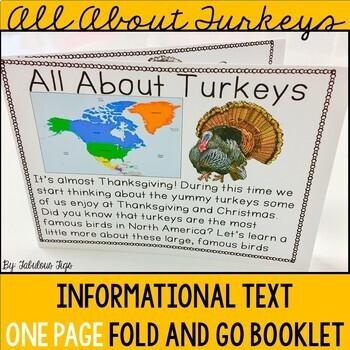 All About Turkeys $1