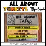 All About Turkeys Flipbook