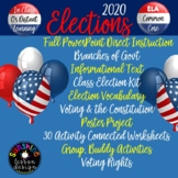 All About USA ELECTIONS! A Powerful and Patriotic Complete Lesson Plan!