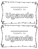 All About Uganda (travel book)