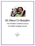 All About Us Sampler