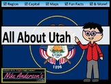 All About Utah   US States   Activities & Worksheets