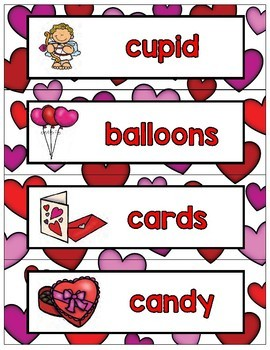 All About Valentine's Day 5-Day Lesson Plans for PreK, K, & Homeschool
