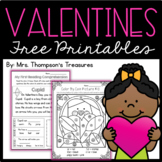 Valentines Day Freebie