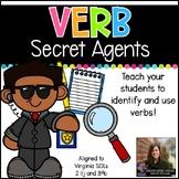 Verb Secret Agents