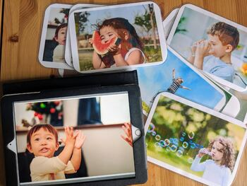 All About Verbs - 76 real life verb pictures for Speech Therapy!