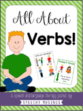 All About Verbs: A Verb and Sentence Creation Packet