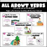 All About Verbs Game Pack