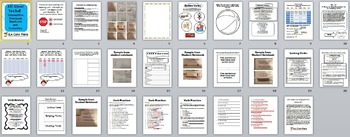 All About Verbs ~ Handouts and Foldables for Interactive Notebook