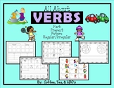 All About Verbs No Prep Packet