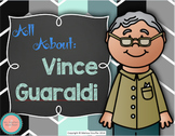 All About Vince Guaraldi {Editable}