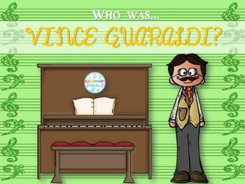 Who Was Vince Guaraldi?