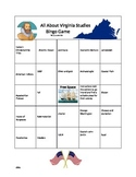 All About Virginia Studies VS. 2,3, and 10b