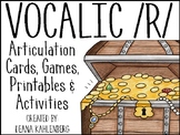 All About Vocalic R {ar, er, or, are, ear, ire}
