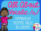 All About Vocalic /r/: Comprehensive Bundle