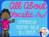 All About Vocalic /r/: Comprehensive Bundle