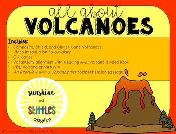All About Volcanoes