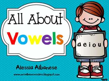 All About Vowels!