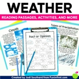 Weather Unit - All About Weather