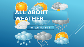 All About Weather Big Book