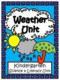 Weather - Kindergarten Science & Literacy Unit