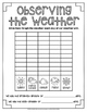 All About Weather Science Journal {Temperature, Seasons, Clouds, & More}