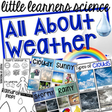 All About Weather - Science for Little Learners (preschool