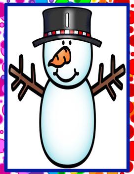 All About Weather & Seasons Math Centers for Preschool, PreK, K, & Homeschool