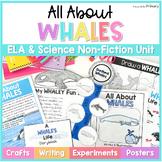 Whale Science & Non-Fiction ELA Unit
