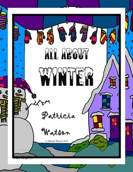 All About Winter Worksheets
