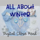 All About Winter Digital Close Read