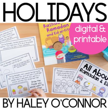 Holidays Around the World Printables and Worksheets