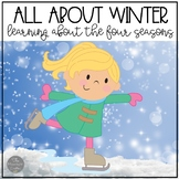 All About Winter: Literacy and Science Printables and Cent