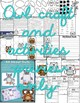 All About Woodland Animals-BUNDLED!!! (crafts, writing act