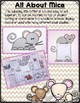 All About Woodland Animals-MICE!!! (crafts, writing activi