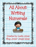 All About Writing Numerals 0-30