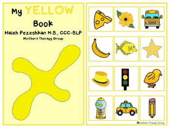 All About Yellow Book and Activities