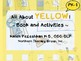 All About Yellow Interactive Book and Activities