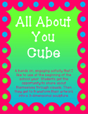 All About You Cube