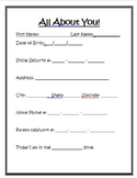All About You (Daily Work)