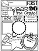 FREE All About Your Year! Memory Page