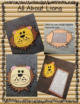 All About Zoo Animals-CRAFTS! (13 different zoo animal crafts!)