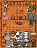 All About Zoo Animals-TIGER (crafts, vocab, informative text, and much more!)