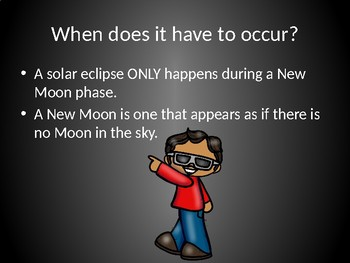 All About a Solar Eclipse Slideshow and Mini Quiz!