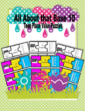 All About that Base 10 Teen Place Value Puzzles