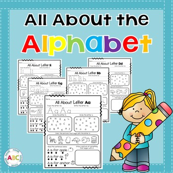 All About the Alphabet